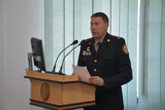 У Львівському державному університеті безпеки життєдіяльності відбулося чергове засідання Вченої ради