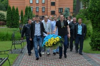 17 червня до Львівського державного університету завітали випускники 2002 року