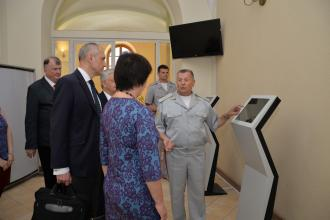 До Львівського державного університету безпеки життєдіяльності з робочим візитом завітала делегація Міністерства закордонних справ Республіки Польща