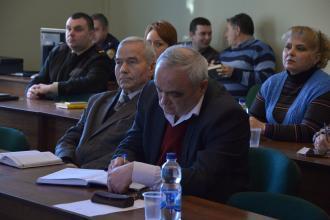 В Університеті відбувся науковий семінар Навчально-наукового інституту цивільного захисту