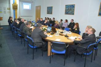27 грудня відбулося чергове засідання Вченої ради Університету