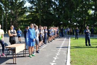 На Навчально-спортивному комплексі навчального закладу стартувала Спартакіада Університету 2017-2018 року