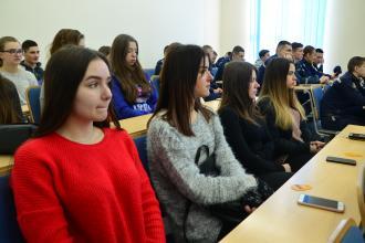Курсанти та студенти Університету взяли участь у освітньому проекті «Креативна освіта молоді заради відповідальної мобільності»