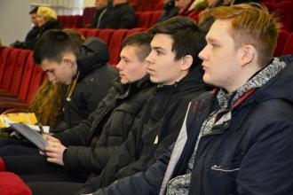 У Львівському державному університеті безпеки життєдіяльності відбувся День відкритих дверей