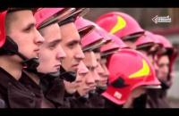 Embedded thumbnail for Відкриття багатофункціонального тренажеру для практичної підготовки рятувальників