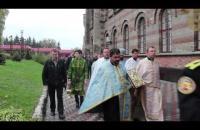 Embedded thumbnail for Отець Роман Великий освятив нові приміщення та кабінети Університету