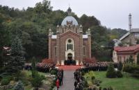 Embedded thumbnail for Колектив Університету взяв участь у заходах з нагоди величного свята Покрови Пресвятої Богородиці